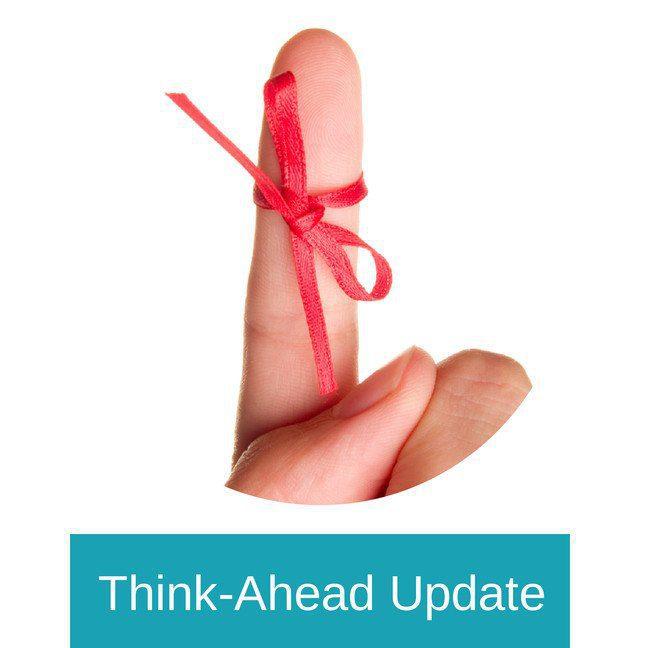 think-ahead update     topmargin com