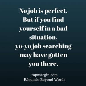 your job search success image