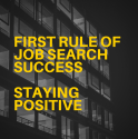 Job search success versus your attitude