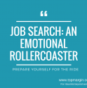 Job Search: The Emotional Rollercoaster