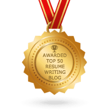 resume-writing-top 50 blogs on the web