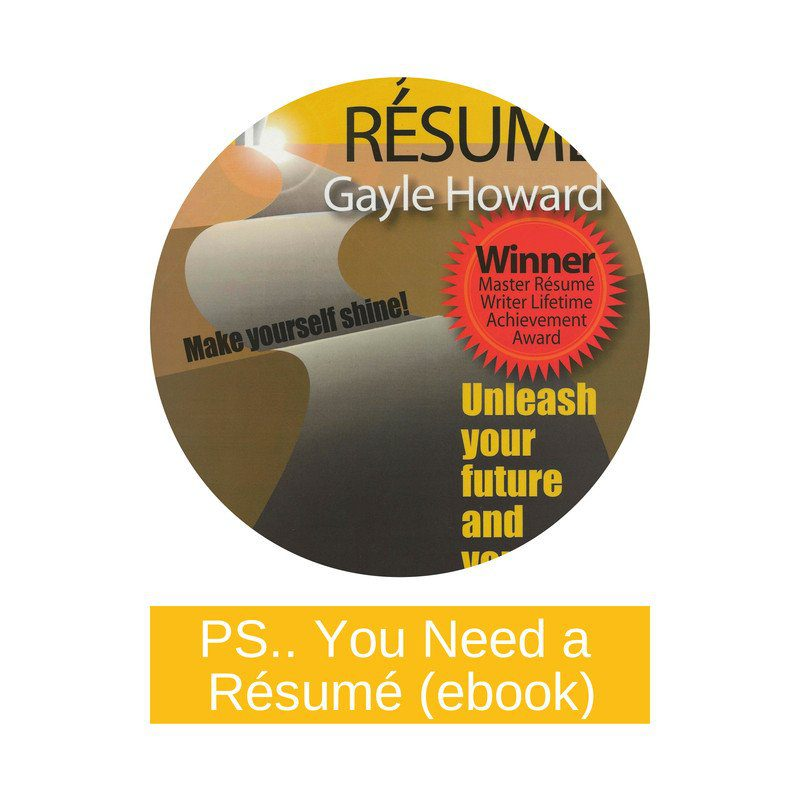 ps you need a resume ebook https www
