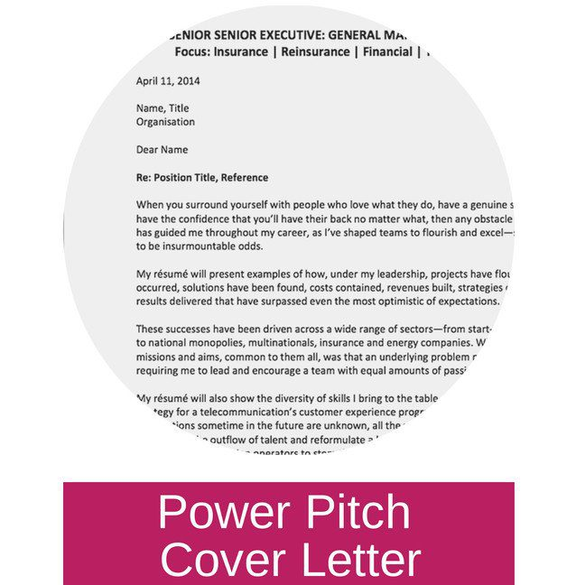 Sample Cold Contact Cover Letter For Prospecting Cover Letter Sample