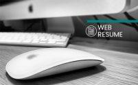 Web Resume Portfolio