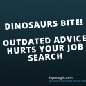 When Job-Search Advice Reaches Its Expiration Point